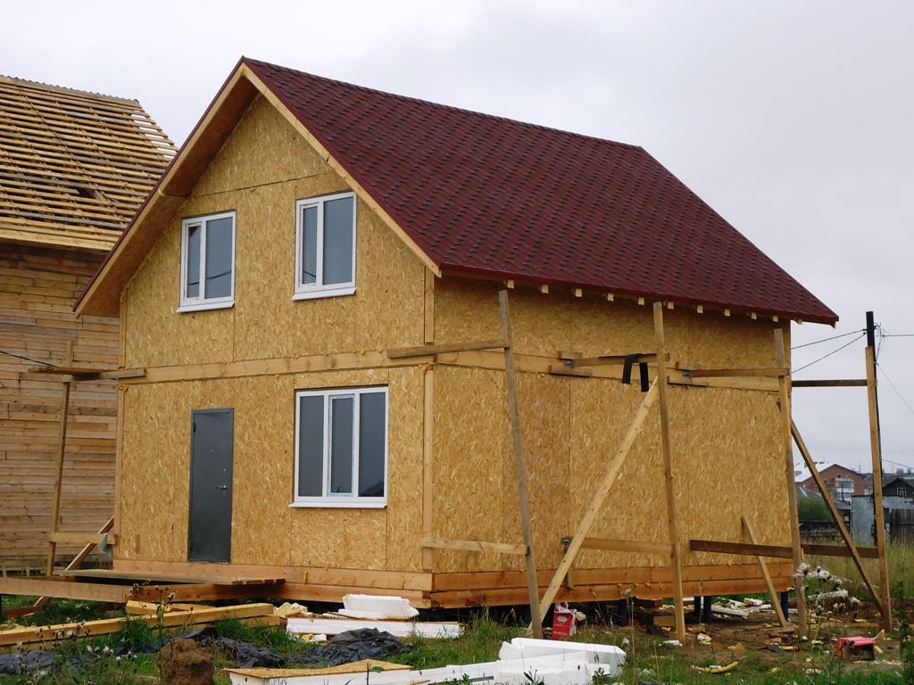 Своими руками дом из сип панелей